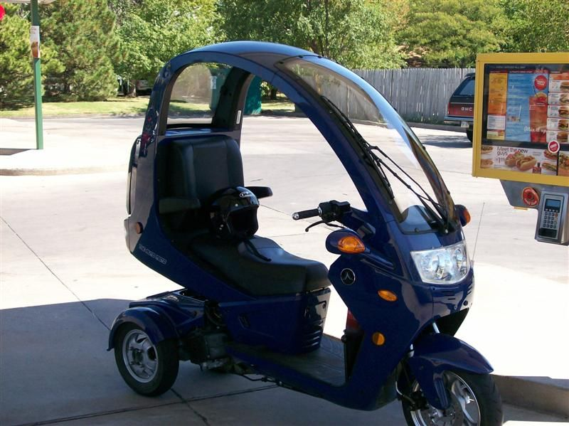 Scooter Roof Amp Fully Enclosed Tuk Tuk Electric Tricycle 3