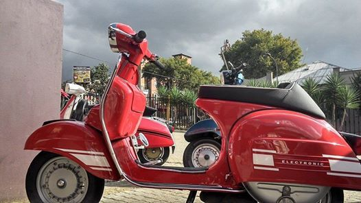 Modern Vespa Will This Seat Fit A Rally