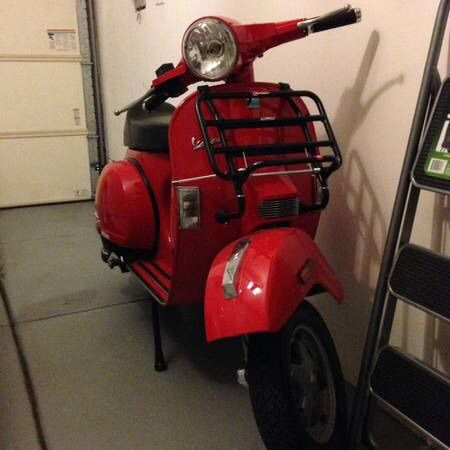 Modern Vespa : Where to purchase a quality, restored ...