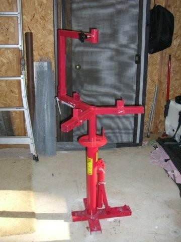 Modern Vespa Harbor Freight Tire Changer Motorcycle Tire