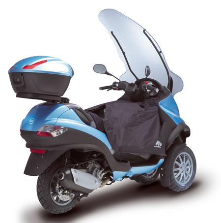 Modern Vespa Piaggio S Mp3 Winter Pack