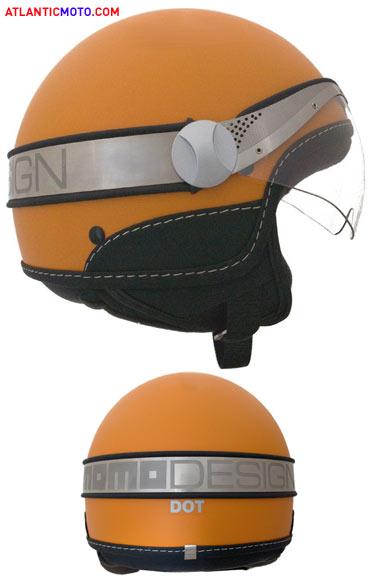Modern Vespa : REVIEW: MOMO Fighter helmet