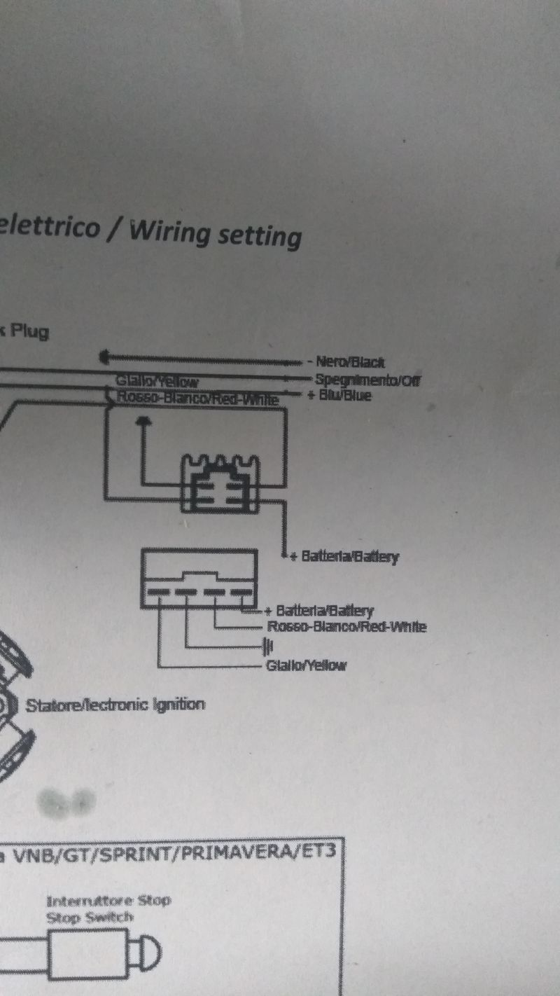 Modern Vespa : anyone good with wiring? on ural ignition diagram, ural parts, ural engine diagram,