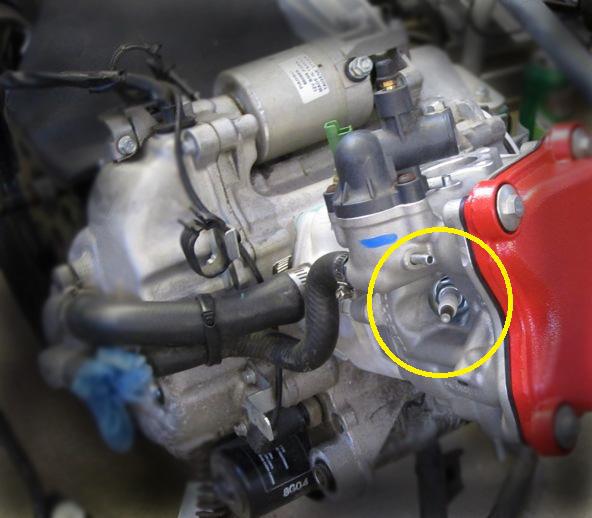 Modern Vespa Gts Spark Plug Change