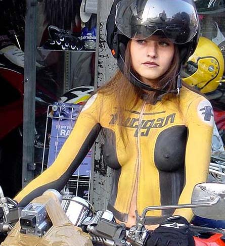 Modern Vespa Scooter Babes Nsfw