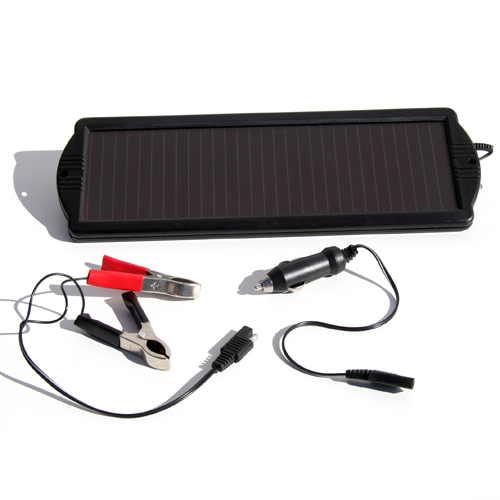 Solar Battery: Autozone Solar Battery Charger on